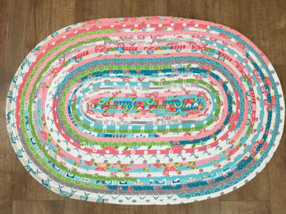 Roly Poly Rug Making Workshop Saturday 29th February 9.30am - 4pm